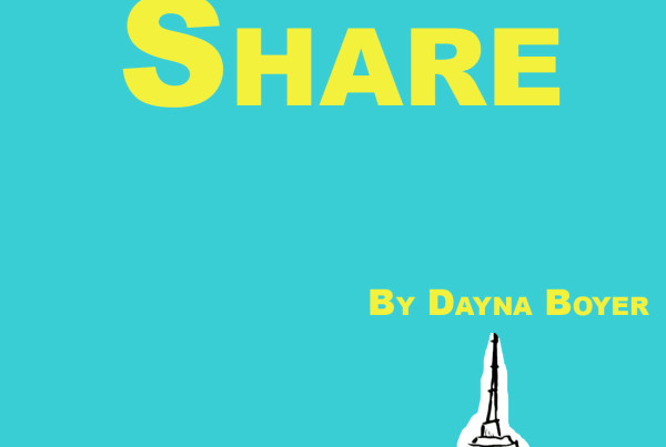 Living on a share cover2